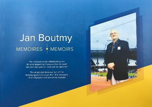 ❣️📚 Jan Boutmy – Memoires