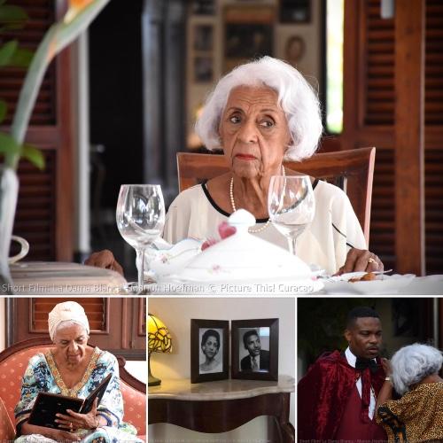 La Dama Blanca -Short film